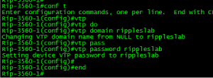 vtp-domain-password
